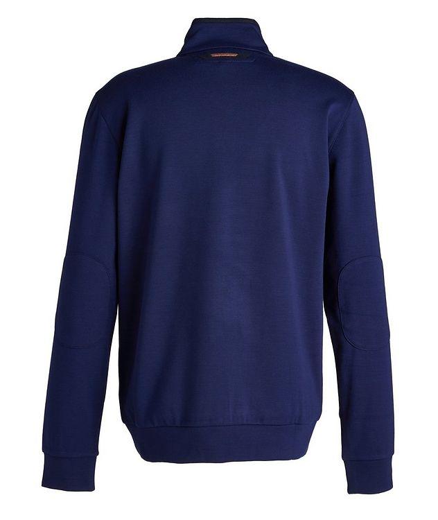 Ellen Wool-Blend Mock Neck Sweatshirt picture 2