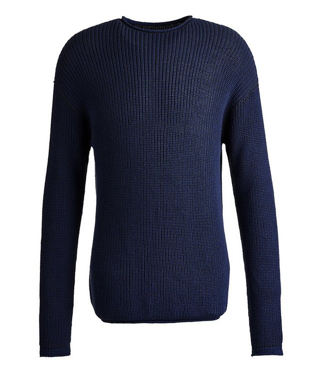 Ketch Reversible Cable Knit Sweater   picture 1