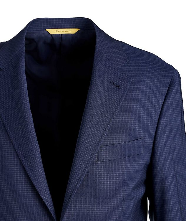Kei Stretch-Wool Suit picture 3