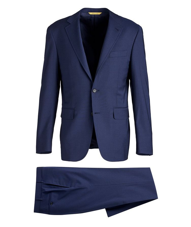 Kei Stretch-Wool Suit image 0