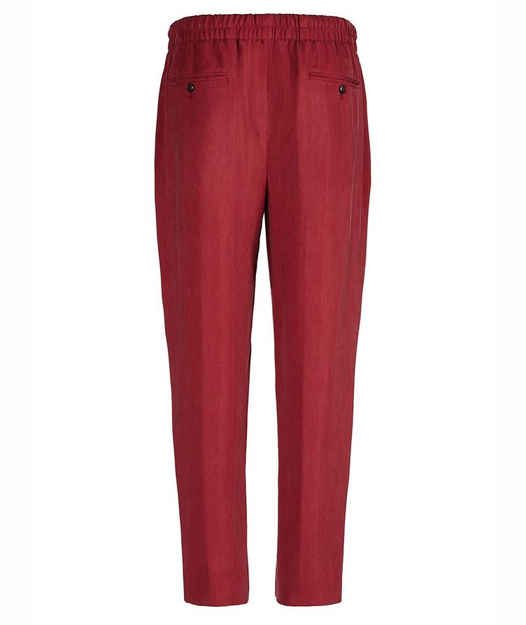 Cupro Dress Pants image 1