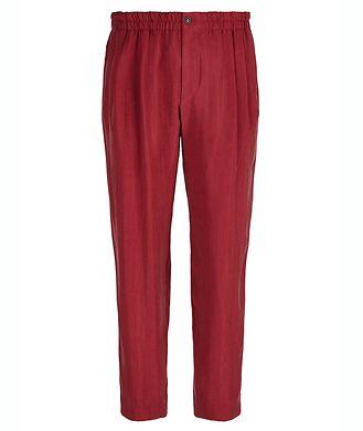 Giorgio Armani Cupro Dress Pants