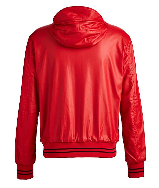 Hooded Bomber Jacket picture 2