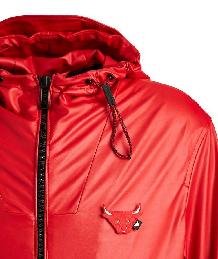 Hooded Bomber Jacket image 2