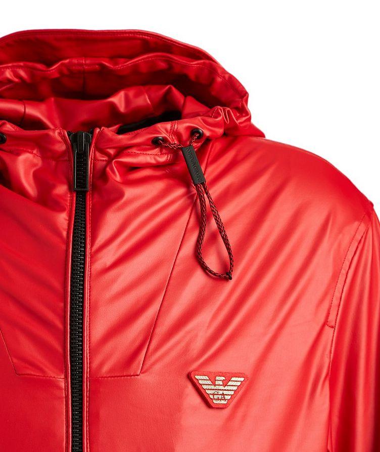 Hooded Bomber Jacket image 3