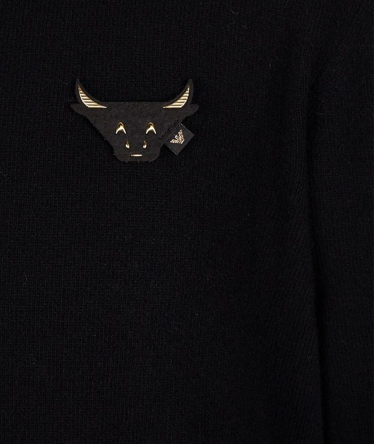 Cashmere-Wool Sweater image 2