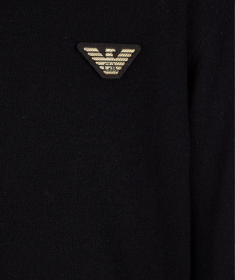 Cashmere-Wool Sweater image 3