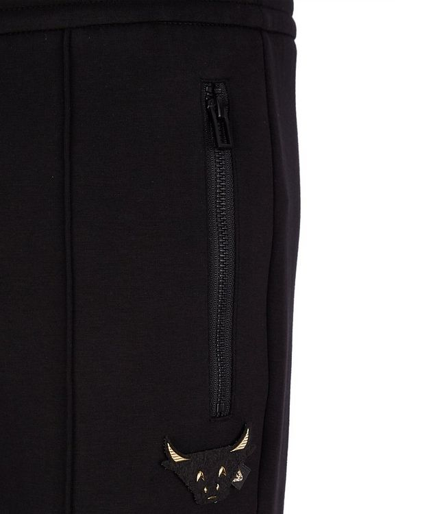 Drawstring Jersey Joggers picture 3