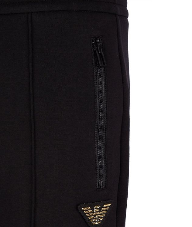 Drawstring Jersey Joggers picture 4
