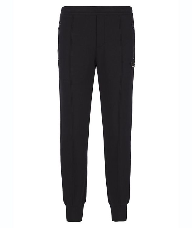 Drawstring Jersey Joggers picture 1