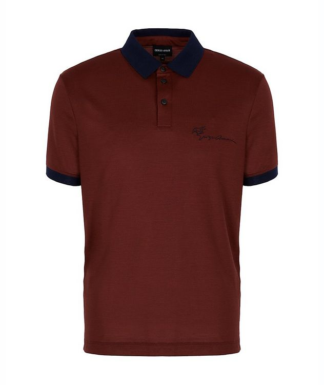Limited Edition Piqué Virgin Wool Polo picture 1