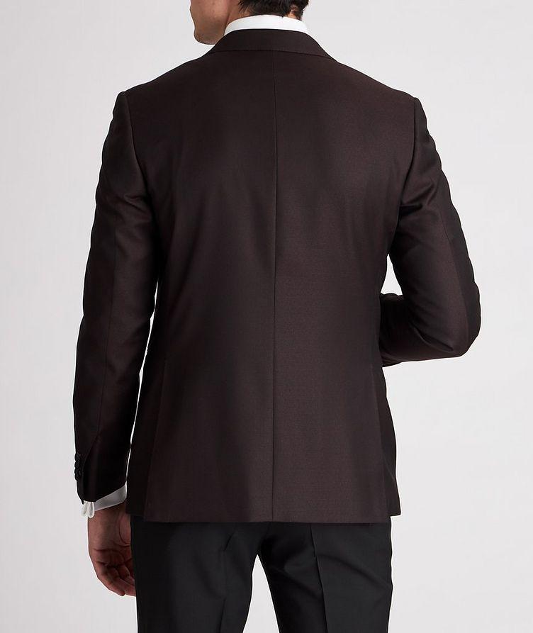 Peak Lapel Wool Tuxedo Jacket image 2
