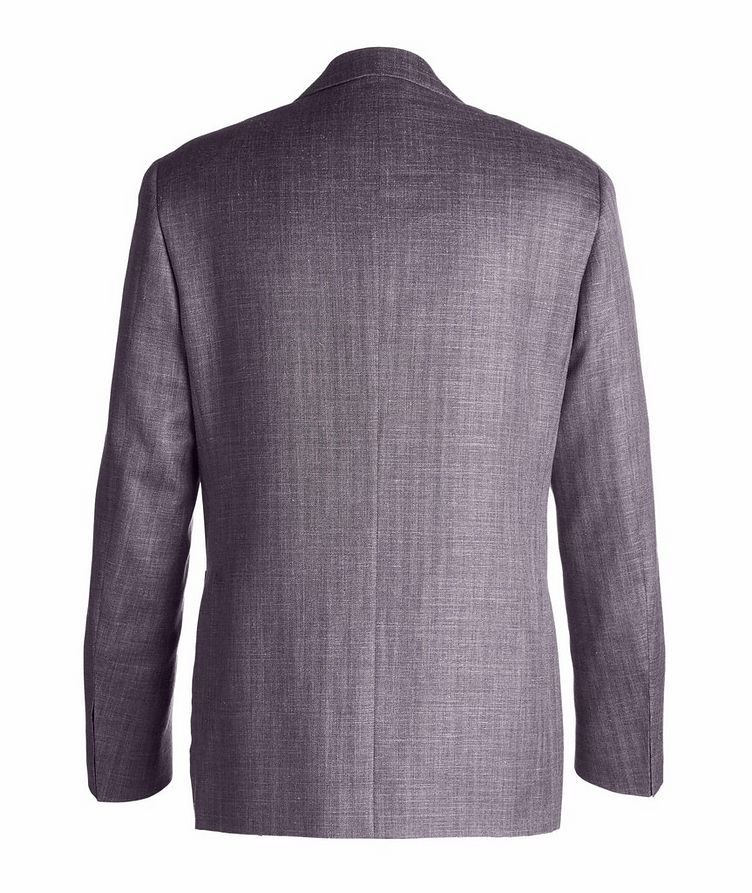 Slim Fit Wool-Silk Sports Jacket image 1