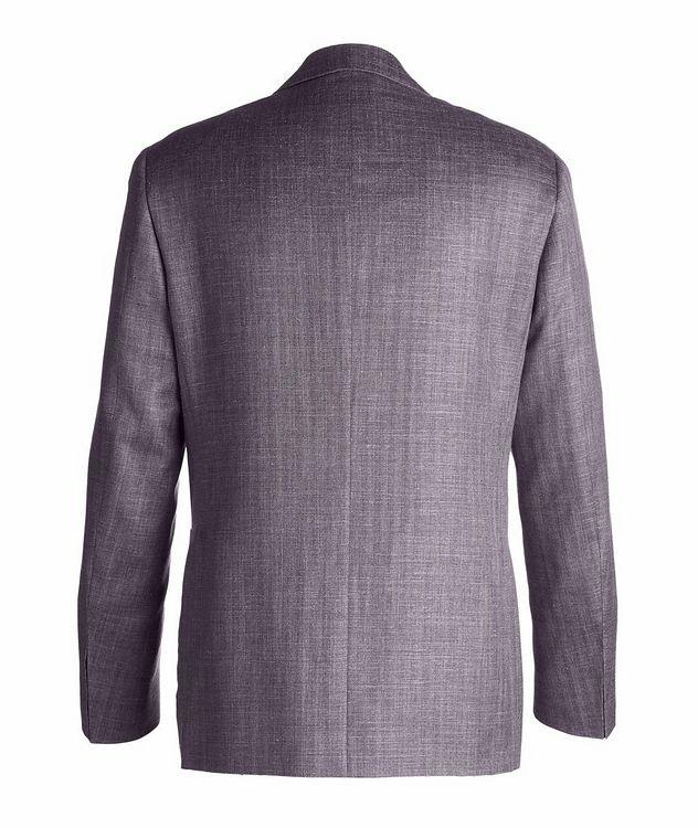 Slim Fit Wool-Silk Sports Jacket picture 2