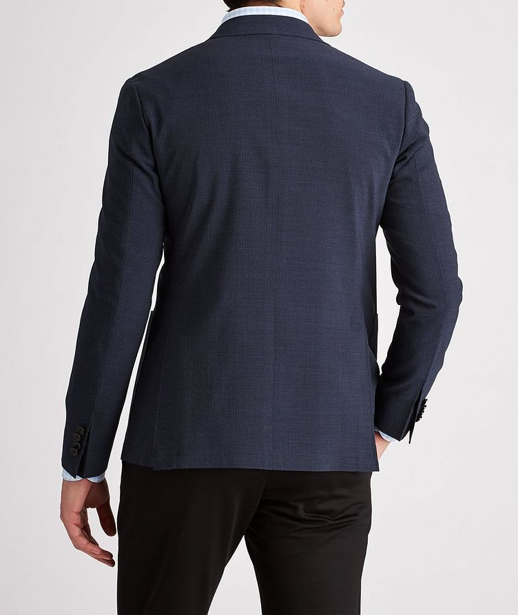 Striped Stretch-Wool-Blend Sports Jacket image 2