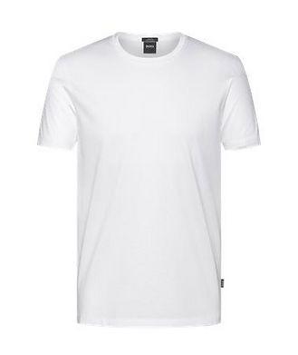 BOSS Mercerized Slim Fit Cotton T-Shirt