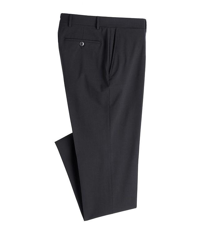 Slim Fit Wool Blend Dress Pants picture 1