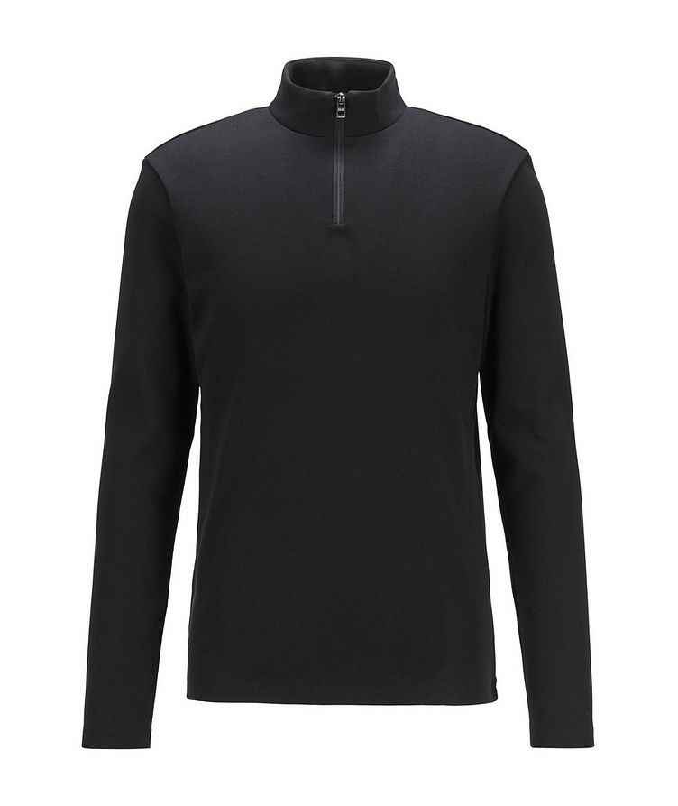 Quarter-Zip Turtleneck image 0