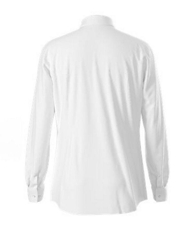 Slim-Fit Stretch-Cotton Dress Shirt picture 2
