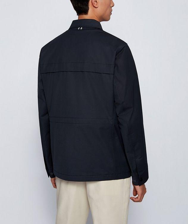 Cotton-Blend Field Jacket picture 3