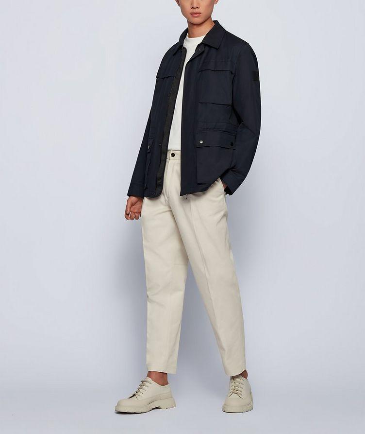 Cotton-Blend Field Jacket image 3