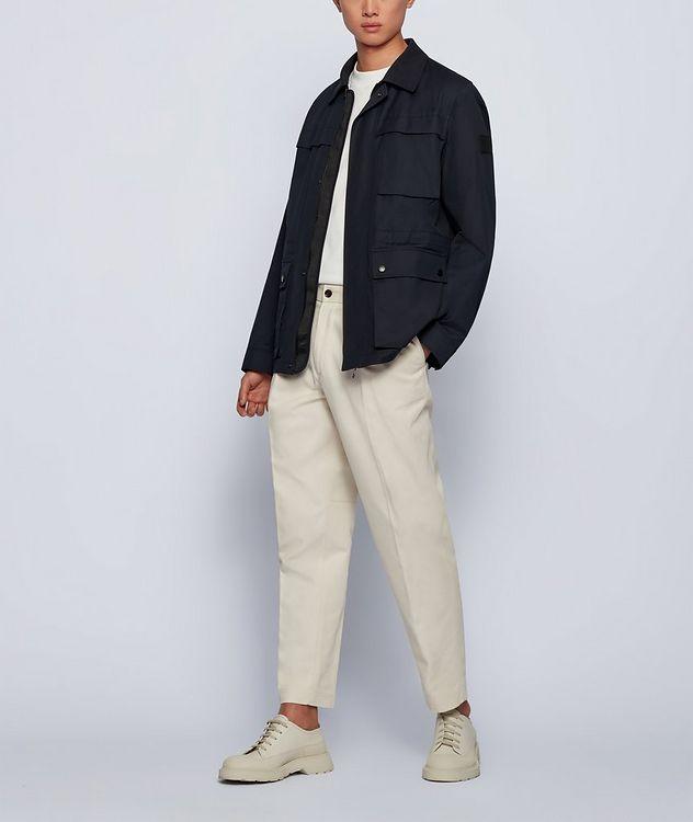 Cotton-Blend Field Jacket picture 4