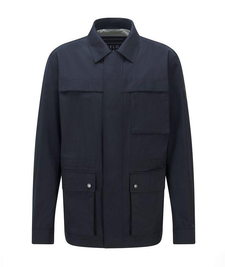 Cotton-Blend Field Jacket image 0