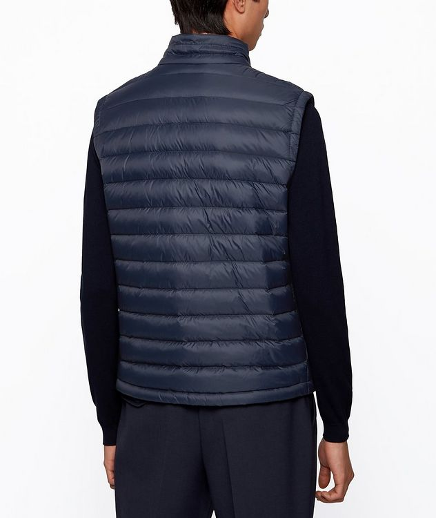 Water-Repellent Down Vest picture 3
