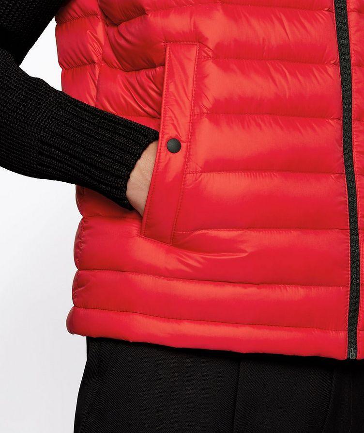 Water-Repellent Down Vest image 5