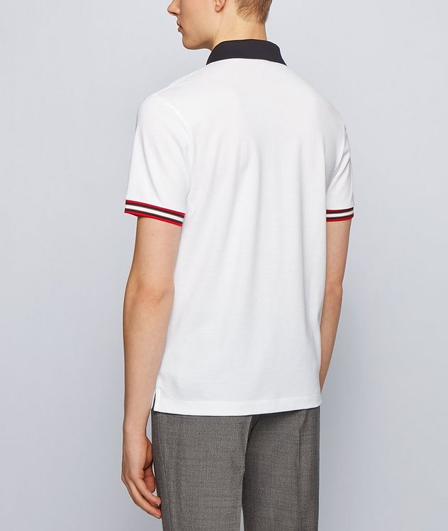 Parlay Mercerized Cotton Pique Polo picture 3