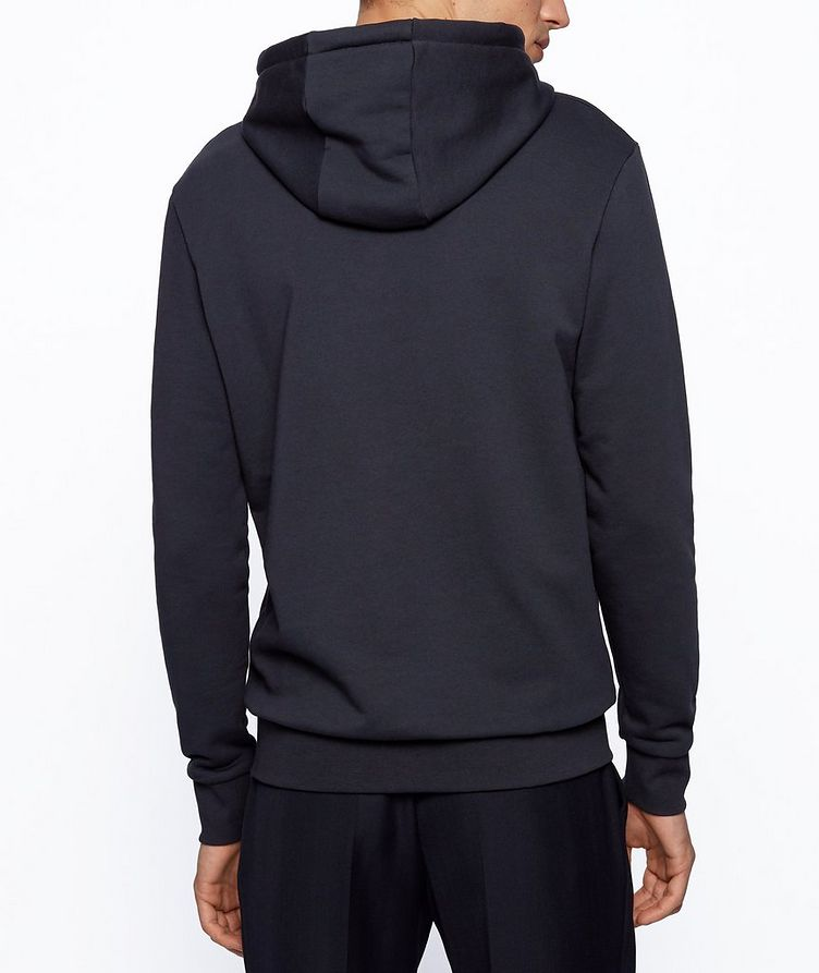 French-Terry Logo Hoodie image 2