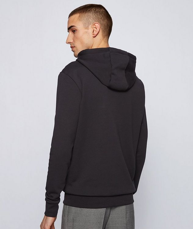 French-Terry Logo Hoodie picture 3