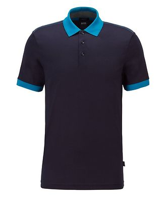 BOSS Parlay Contemporary-Fit Polo