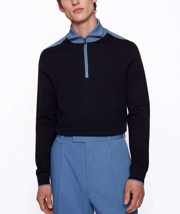Padas Cotton-Wool Sweater picture 1