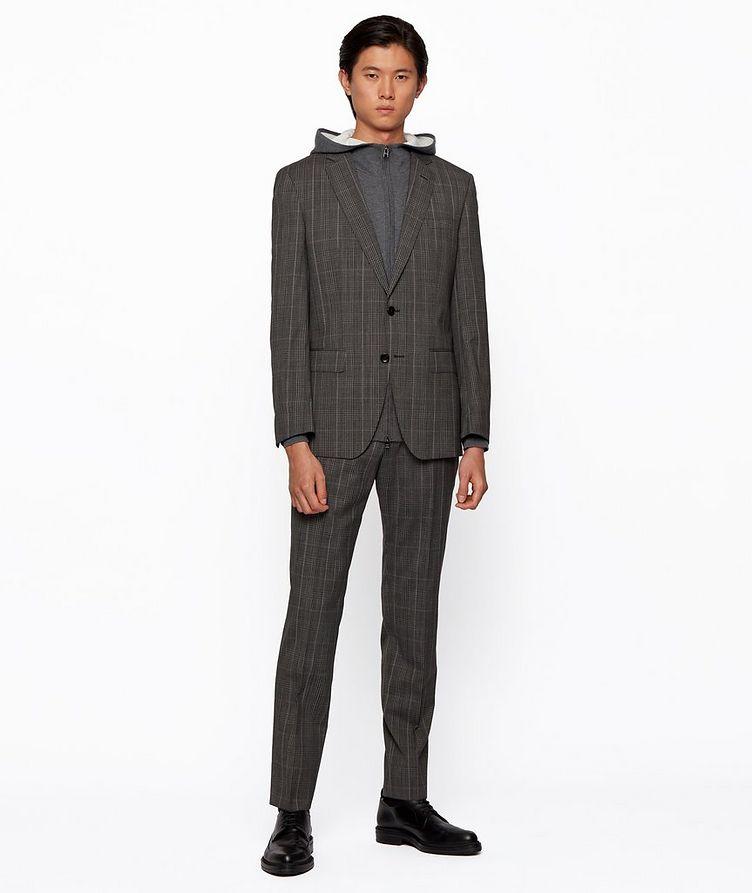Paoli Wool, Cotton, Cashmere Hooded Sweatshirt image 3
