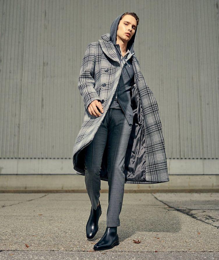 Paoli Wool, Cotton, Cashmere Hooded Sweatshirt image 4