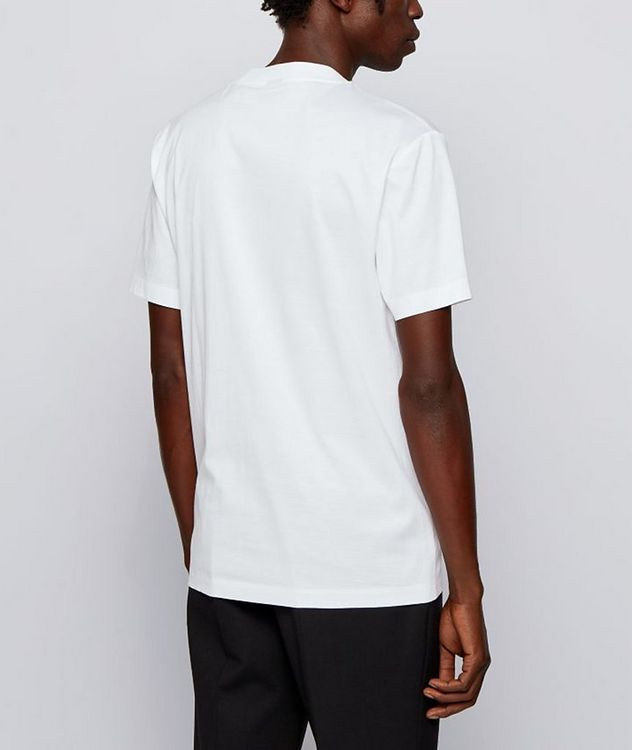 Tiburt Logo Print T-Shirt picture 3