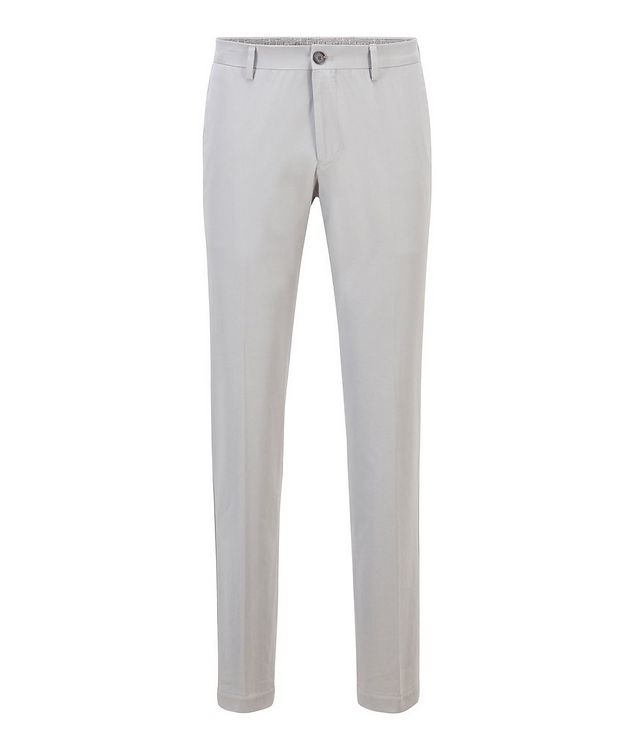 Stretch Cotton Chinos picture 1