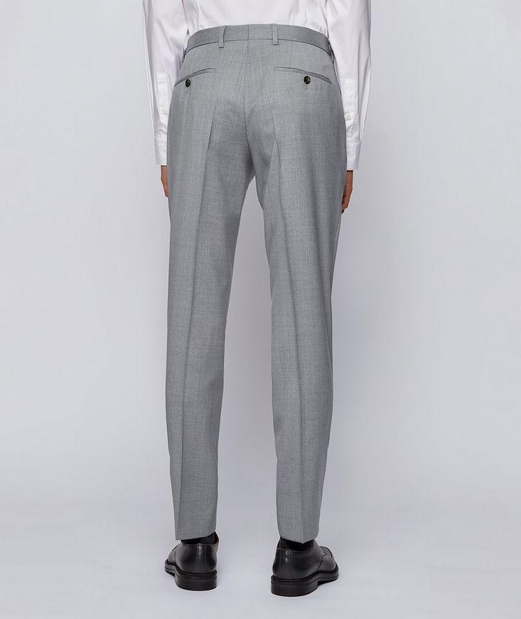 Slim-Fit Wool Suit image 5