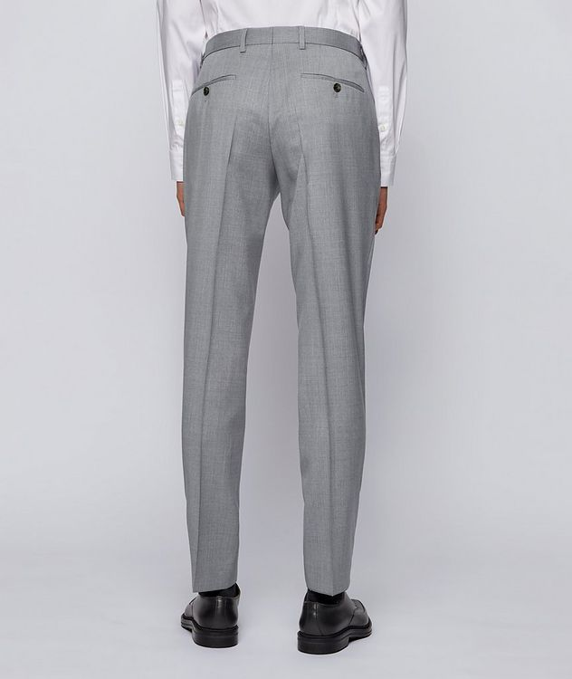 Slim-Fit Wool Suit picture 6