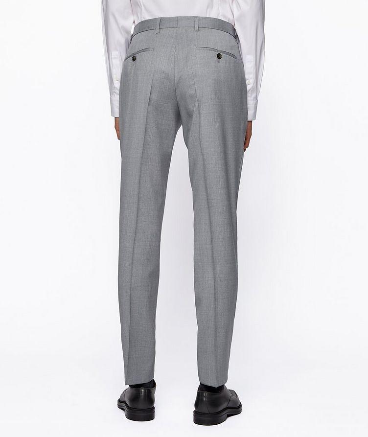 Slim-Fit Wool Suit image 7