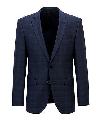 BOSS Huge6 Check Sport Jacket