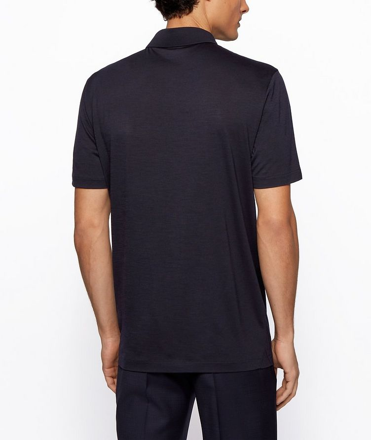 Traceable Wool Polo image 3