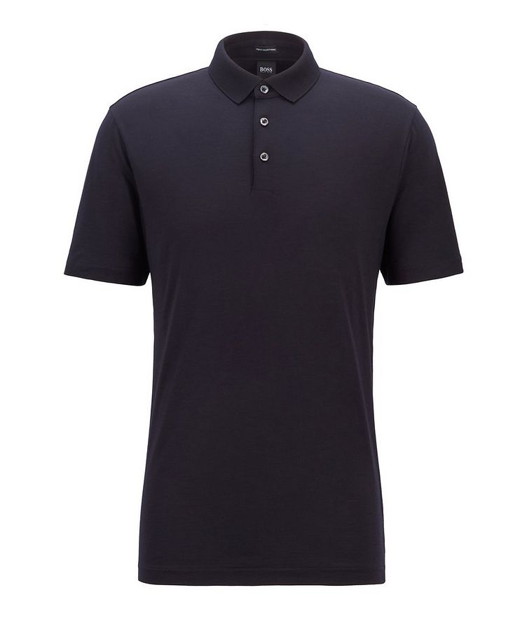 Traceable Wool Polo image 0
