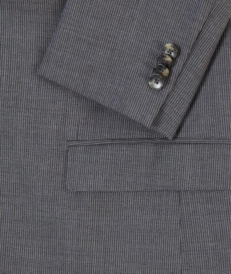 Pencil Stripe Suit image 1