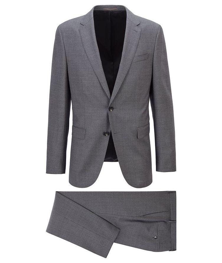 Pencil Stripe Suit image 0