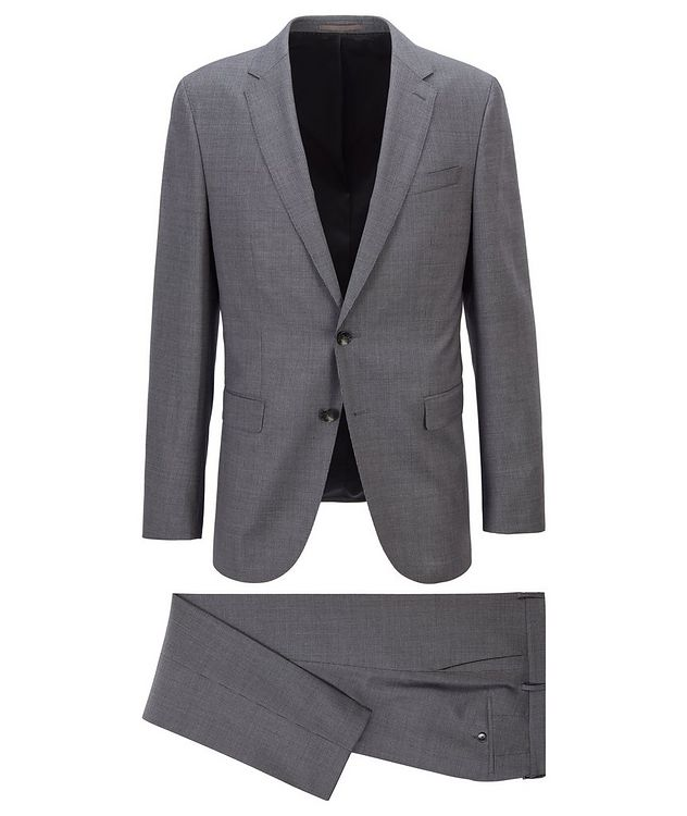 Pencil Stripe Suit picture 1