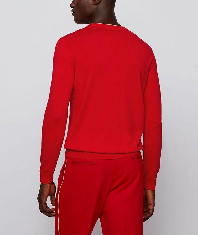 Fabello Slim Fit Cotton Sweater picture 3