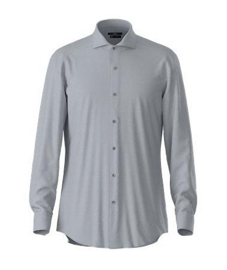 Slim-Fit Performance Dress Shirt image 0