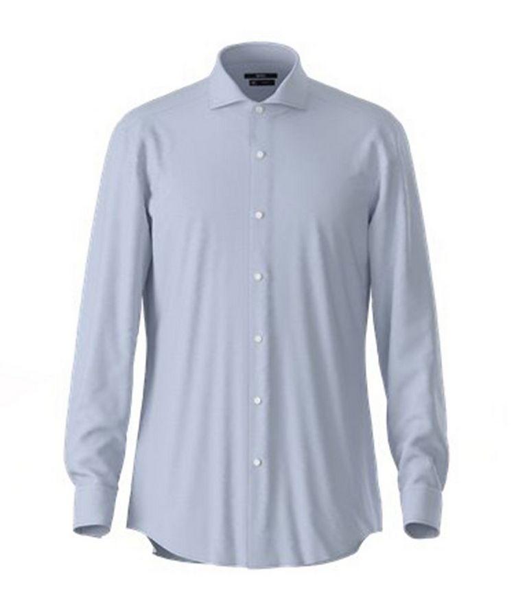 Jason Slim-Fit Stretch Dress Shirt image 0